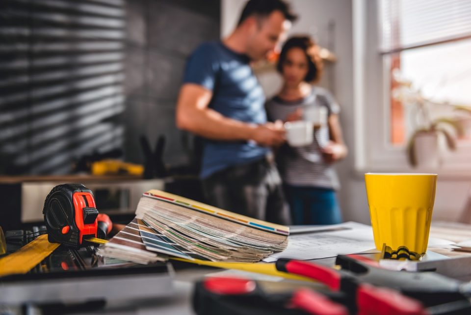 Ways to Update the Home Without Major Renovations